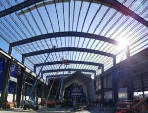 Structural Steel Fabricators in Los Angeles