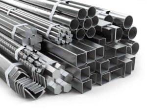 50 grades of stainless steel